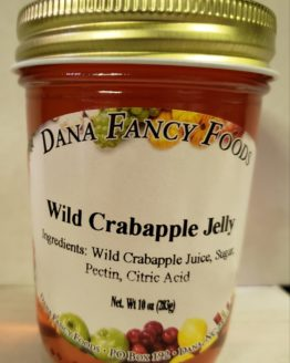 Wild Crabapple - Local Family Business - Original Family Recipes For over 50 Years - DanaFancyFoods.com