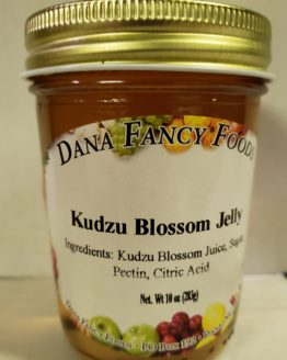 Kudzu Blossom Jelly - Local Family Business - Original Family Recipes For over 50 Years - DanaFancyFoods.com